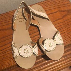 EUC Jack Rogers Liliana Flat Sandals